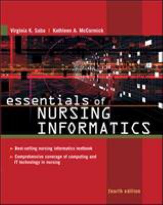 Essentials of Nursing Informatics 9780071441971