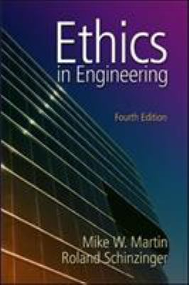 Ethics in Engineering 9780072831153