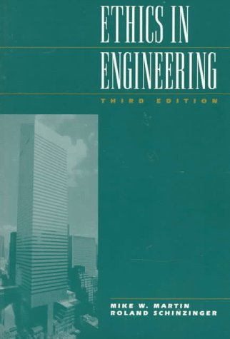 Ethics in Engineering 9780070408494
