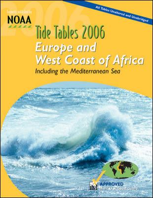 Europe and West Coast of Africa: Including the Mediterranean Sea 9780071461917