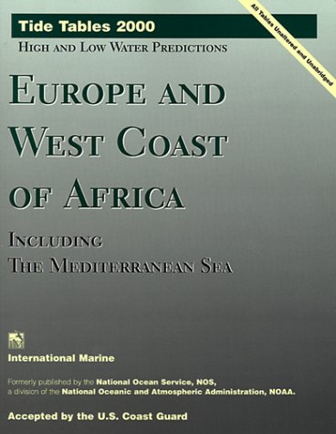 Europe and West Coast of Africamerica: Including the Mediterranean Sea 9780071353298