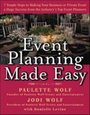 Event Planning Made Easy 9780071446532