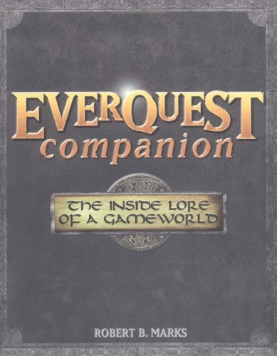 Everquest Companion: The Inside Lore of a Game World 9780072229035