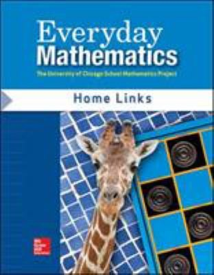 Everyday Math - Consumable Home Links Grade 2 9780076097395