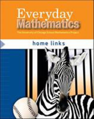 Everyday Math - Consumable Home Links Grade 3 9780076097401