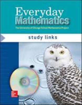 Everyday Math - Consumable Study Links Grade 5 9780076097425