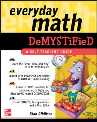 Everyday Math Demystified 9780071431194