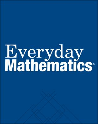 Everyday Math: Student Materials Set, Grade 3 [With Pattern Block Template and 2 Student Math Journals] 9780076045815