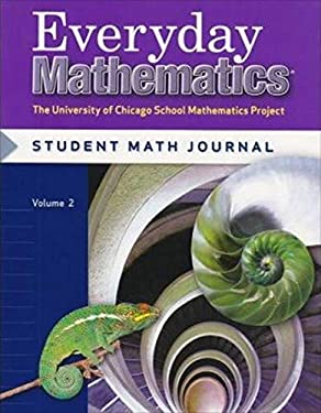 Everyday Math - Student Math Journal 2 Grade 6 9780076052745