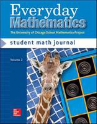Everyday Mathematics Volume 2, Grade 2 9780076045556