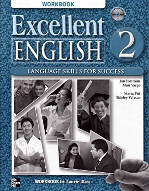 Excellent English Level 2 Workbook with Audio CD: Language Skills for Success 9780078052026
