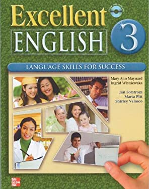 Excellent English Level 3 Student Book with Audio Highlights and Workbook with Audio CD Pack: Language Skills for Success 9780077192976