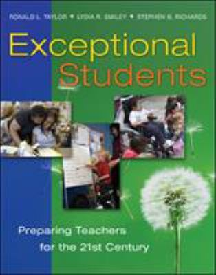 Exceptional Students: Preparing Teachers for the 21st Century 9780072866377