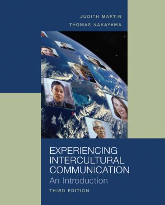 Experiencing Intercultural Communication: An Introduction 9780073406688