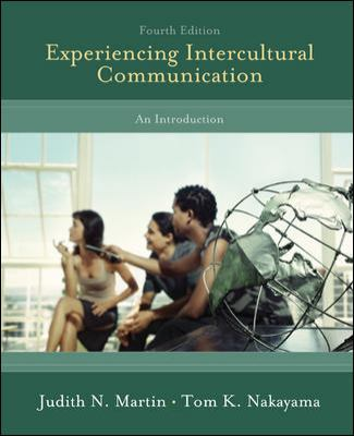 Experiencing Intercultural Communication: An Introduction 9780073406794