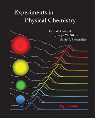 Experiments in Physical Chemistry 9780072828429