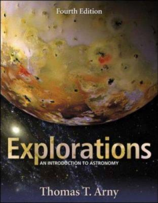Explorations: An Introduction to Astronomy with Starry Nights Pro CD-ROM (V.3.1) 9780073040806