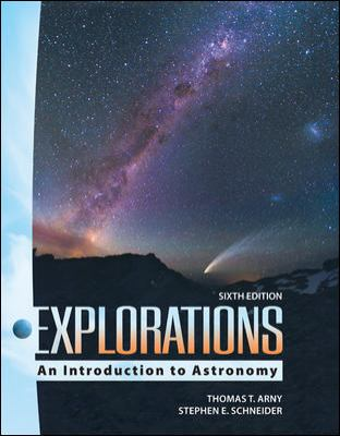 Explorations: Introduction to Astronomy 9780073512174