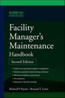 Facility Manager's Maintenance Handbook 9780071477864