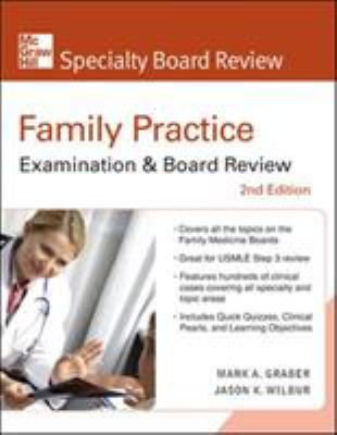 Family Practice Examination & Board Review 9780071496087