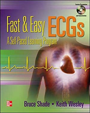 Fast & Easy Ecgs with DVD [With DVD] 9780072974096