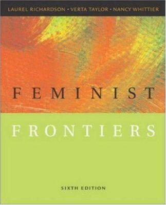 Feminist Frontiers 9780072824230