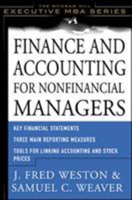Finance and Accounting for Non-Financial Managers 9780071364331