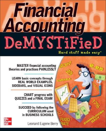 Financial Accounting Demystified 9780071741026