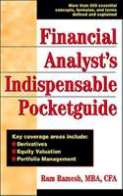Financial Analyst's Indispensible Pocket Guide 9780071361569