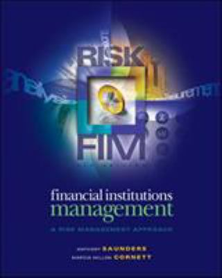 Financial Institutions Management+standard & Poor's+ethics in Finance Powerweb 9780073046679