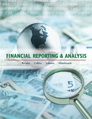 Financial Reporting and Analysis 9780078110863