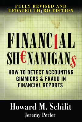 Financial Shenanigans 9780071703079