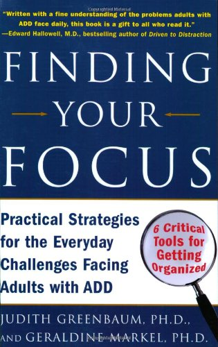 Finding Your Focus 9780071453967
