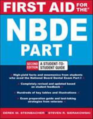 First Aid for the NBDE Part 1 9780071605410
