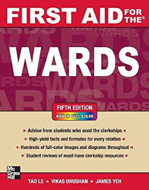 First Aid for the Wards, Fifth Edition 9780071768511