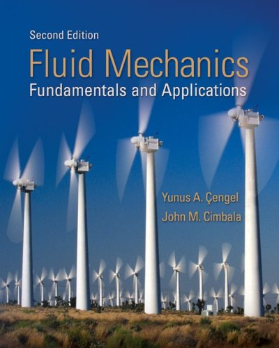 Fluid Mechanics: Fundamentals and Applications [With DVD] - 2nd Edition