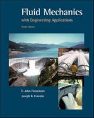 Fluid Mechanics with Engineering Applications 9780072432022