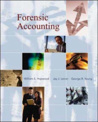 Forensic Accounting 9780073526850