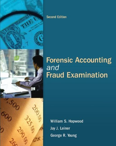 Forensic Accounting and Fraud Examination 9780078136665