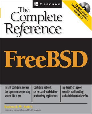 FreeBSD [With CDROM]