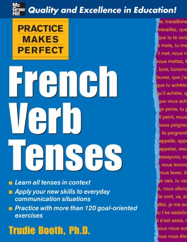 French Verb Tenses 9780071478946