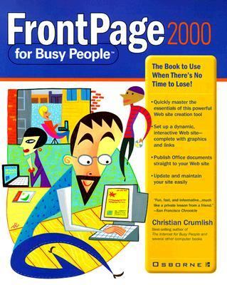 FrontPage 2000 for Busy People 9780072119817