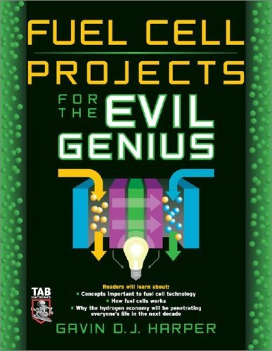 Fuel Cell Projects for the Evil Genius 9780071496599