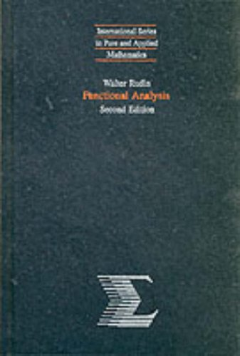 Functional Analysis 9780070542365