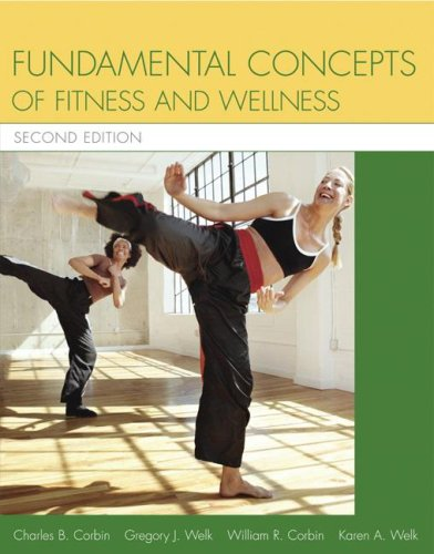 Fundamental Concepts of Fitness and Wellness with Nutrition Update 9780073310299