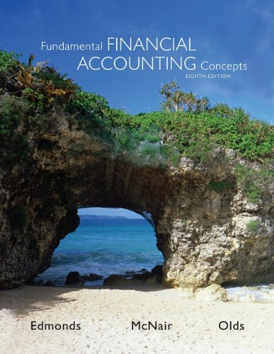 Fundamental Financial Accounting Concepts. 9780078025365