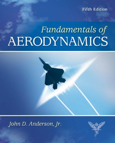 Fundamentals of Aerodynamics 9780073398105