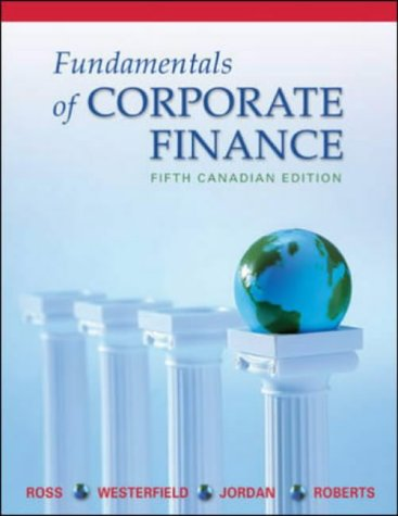 Fundamentals of Corporate Finance - Ross, Stephen A. (Ed)