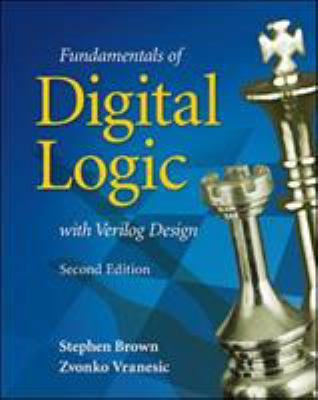 Fundamentals of Digital Logic with Verilog Design 9780077211646