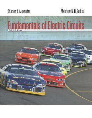 Fundamentals of Electric Circuits - 3rd Edition